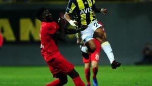 Ziraat Türkiye Kupası Maç Sonucu: Ümraniyespor: 1 - Fenerbahçe: 0