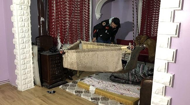 4 bin polisin katıldığı operasyonda dedektifleri şok eden görüntü - Bursa Haberleri