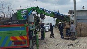80 bin liralık kabloları çaldılar - Bursa Haberleri