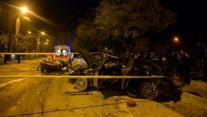 Trafik magandası dehşet saçtı, katliam gibi kaza: 2 ölü, 3 yaralı