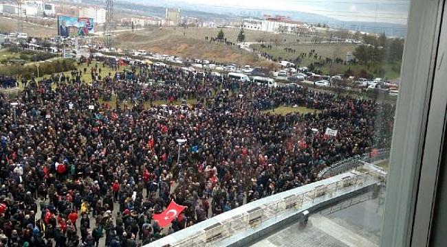 Ankara'da 'EYT Buluşması'