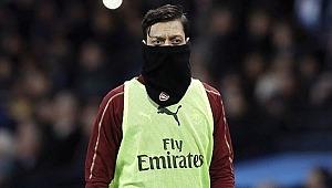 Arsenal Teknik Direktöründen şaşırtan Mesut Özil yorumu