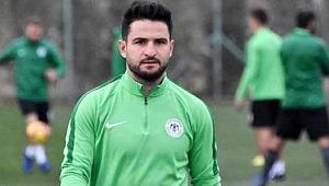 Atiker Konyaspor'da Ömer Ali 4 hafta yok...