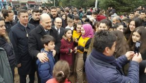 """Bakan Soylu: """"Vekalet savaşları, çatışmalar aynen devam ediyor"""""""