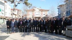 Başkan Aktaş Yenişehir'de coşkuyla karşılandı - Bursa Haberleri