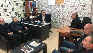 Başkan Yılmaz'dan esnaf ziyareti - Bursa Haberleri