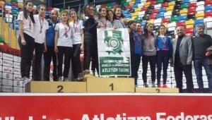 Belediyespor'dan atletizmde büyük başarı - Bursa Haberleri