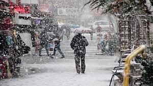 Bir kar tatili haberi daha