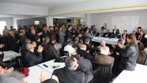 Bozbey'den Yenişehir'e paketleme tesisi sözü - Bursa Haberleri