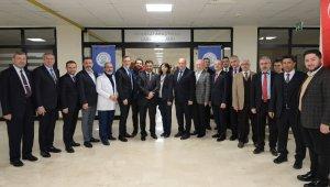 BTSO, Bursa Teknik Üniversitesi ile iş birliğini güçlendiriyor - Bursa Haberleri
