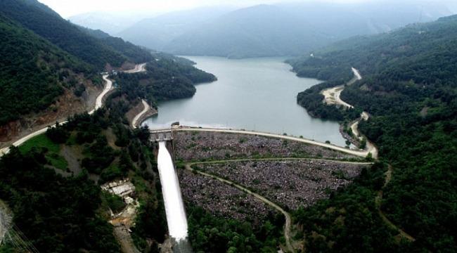 Bursa barajlarından sevindiren haber - Bursa Haberleri