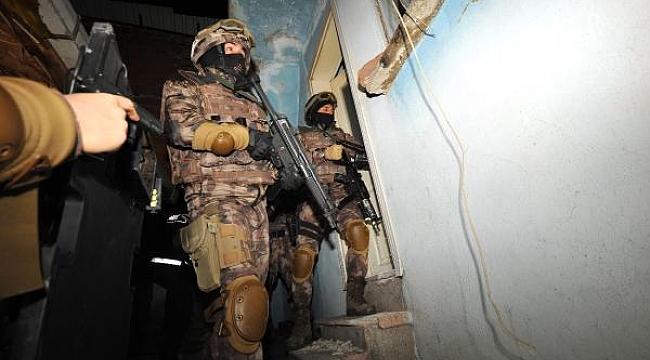 Bursa'da 125 kişi gözaltına alındı - Bursa Haberleri