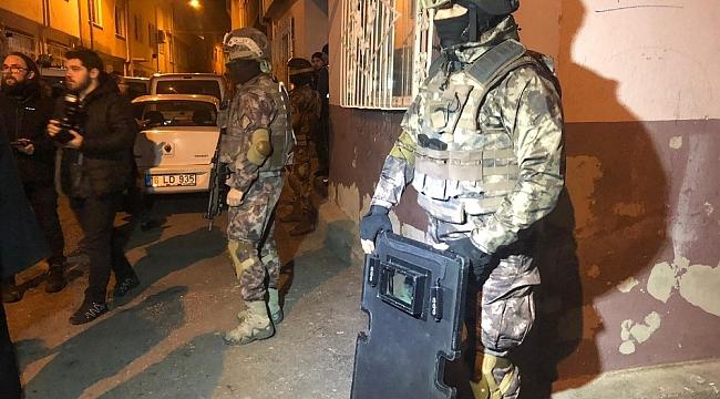 Bursa'da 4 bin polisle şafak operasyonu operasyonu - Bursa Haberleri