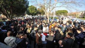 Bursa'da, Cem Yılmaz izdihamı