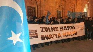 Bursa'da, Çin'in Doğu Türkistan'daki politikaları protesto edildi - Bursa Haberleri