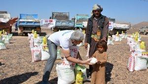 Bursaspor taraftarlarından Yemen'e yardım - Bursa Haberleri