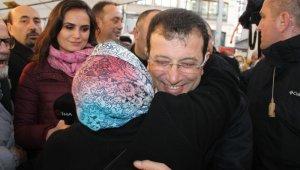 CHP İstanbul Büyükşehir Belediye Başkan Adayı Ekrem İmamoğlu'ndan tanzim satış noktalarına ilişkin açıklama
