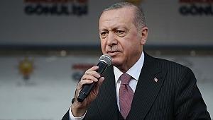 Cumhurbaşkanı Erdoğan'dan, Yeni Parti İddialarına Sert Açıklama