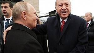 Cumhurbaşkanı Erdoğan'ın Sorusuna Rusya Lideri Putin'den Güldüren Yanıt