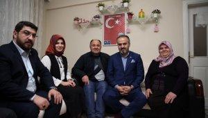 Cumhurbaşkanı hayranı kadının Aktaş'tan tek isteği - Bursa Haberleri