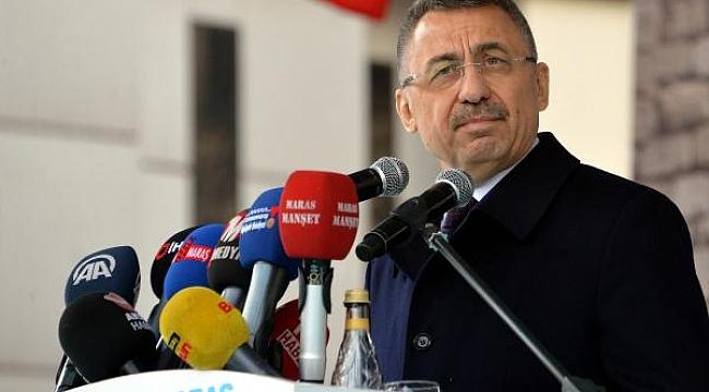 Cumhurbaşkanı Yardımcısı Oktay: Teröristler acı sondan kaçamayacak
