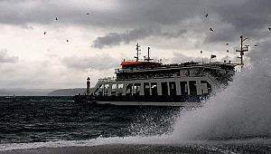 Deniz ulaşımına hava muhalefeti - Bursa Haberleri