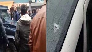 Doğubayazıt'ta silahlı kavga: 1'i polis 2 yaralı