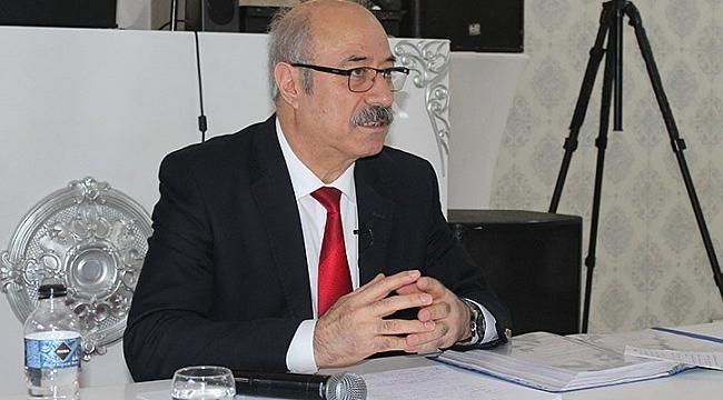 """DSP'li Kuşoğlu: """"CHP istila altında"""" - Bursa Haberleri"""