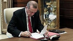 Erdoğan imzayı attı, yeni federasyon kuruldu