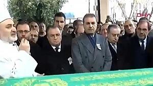 Fatih Terim'in babası için son görev
