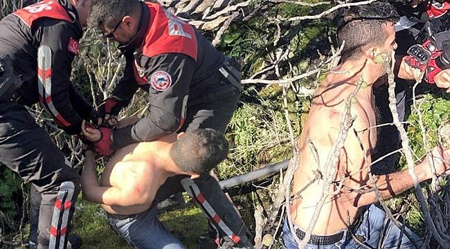 Fethiye'deki çıplak saldırganın kim olduğu ortaya çıktı