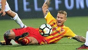 Galatasaray'ı reddetti, İkinci lige transfer oldu