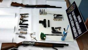 Gemlik'te 10 adrese uyuşturucu baskını - Bursa Haberleri