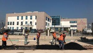 Gürsu'da hastane yoluna makyaj - Bursa Haberleri