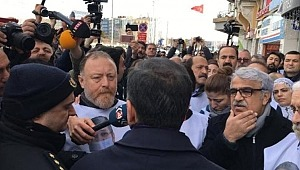 HDP'lilerin Taksim'de yürüyüşüne izin verilmedi