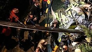 Helikopter kazasının ardından flaş karar!