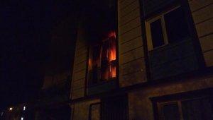 İnegöl'de yangın paniği - Bursa Haberleri