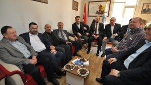 İTSO'dan esnaf odalarına ziyaret - Bursa Haberleri