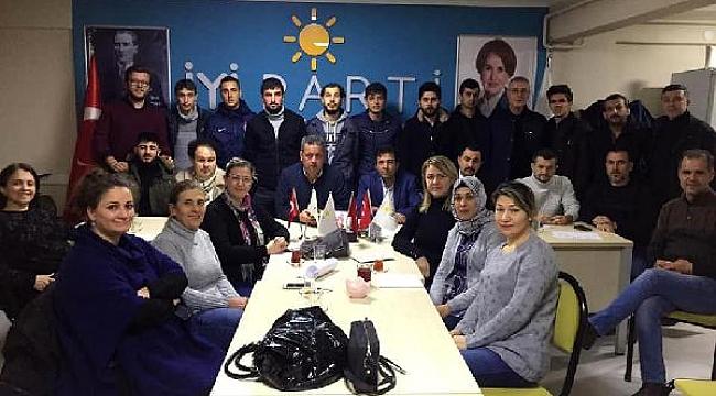 İYİ Parti Karacabey İlçe Başkanı istifa etti - Bursa Haberleri