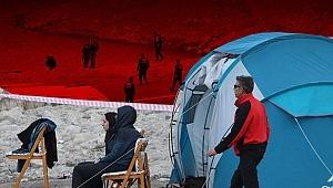 Kamp yapan gencin korkunç ölümü