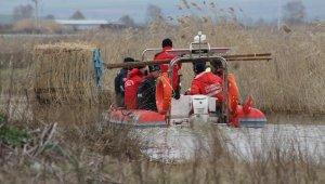 Kayıp balıkçıyı arama çalışmalarında 6'ncı gün