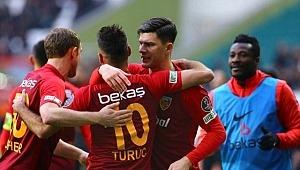 Kayserispor, Konyaspor'u tek golle geçti