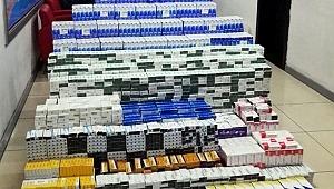 Kuzey Irak'a ilaç kaçırma girişimine polis engeli