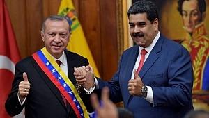 Maduro'dan şirketlere Türkiye talimatı