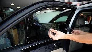 Makam araçlarında 'cam' oyunu