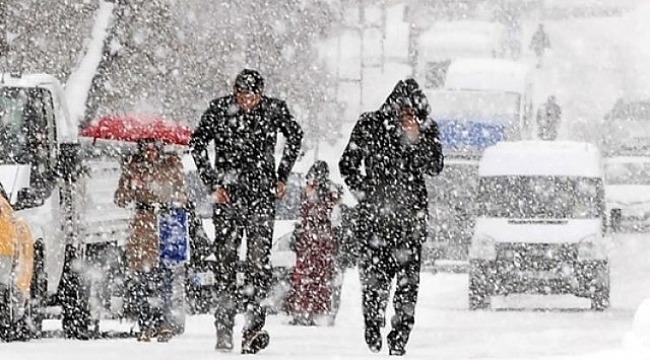 Meteoroloji'den Çok Kritik Uyarı! Kar Yağışı Geri Geliyor!