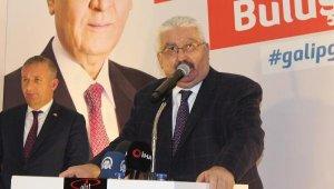 """MHP'li Yalçın: """"Şer ittifakının ön plana çıktığı her ili tekrar değerlendireceğiz"""""""