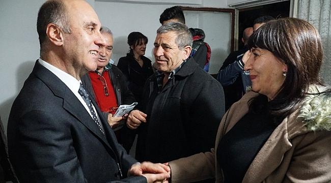Mudanya Belediye Başkan Adayı Ünal, kapı kapı dolaşıyor - Bursa Haberleri
