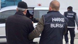 Narkotik polisi iş başında - Bursa Haberleri