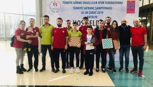 Nilüfer GESK satrançta da şampiyon - Bursa Haberleri